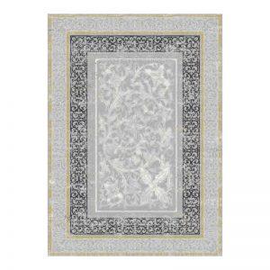 فرش کهنه نما مدل وینتیج طرحL3105