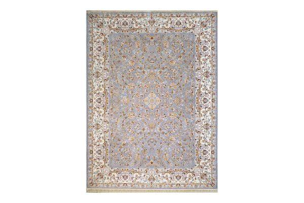 فرش 1200 شانه آویسا رنگ الماسی