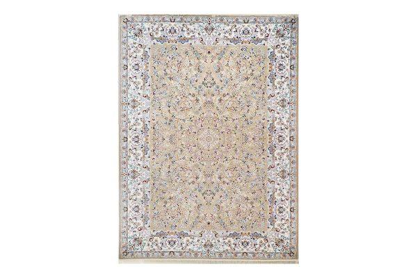 فرش 1200 شانه آویسا رنگ بژ