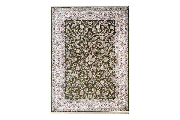 فرش 1200 شانه آویسا رنگ سبز