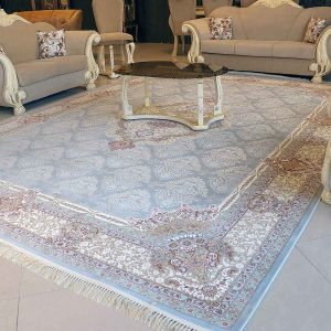 فرش طرح گلچین