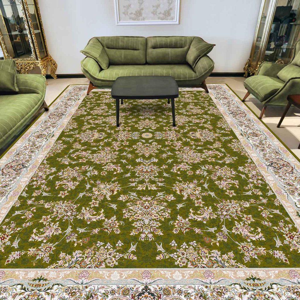 فرش طرح کندوان