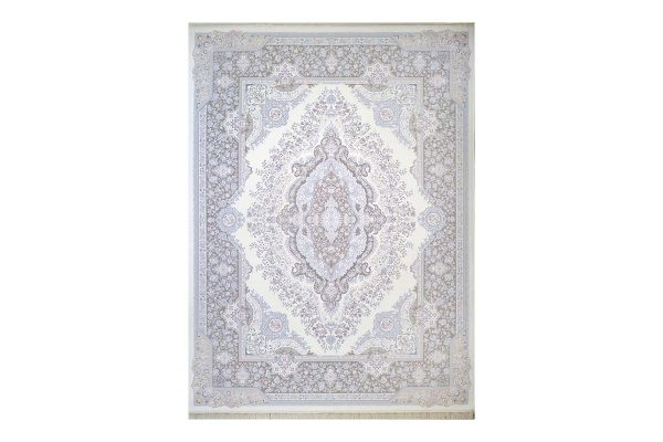 فرش گل برجسته طرح الماسی