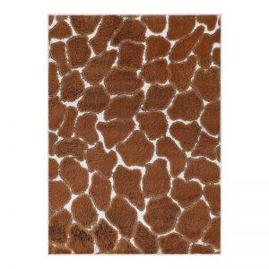 فرش طرح پوست 1500 شانه طرح پالما
