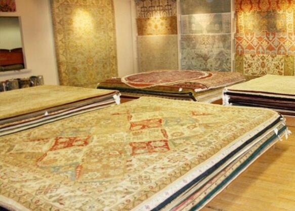 فرش با کیفیت ماشینی برای صادرات
